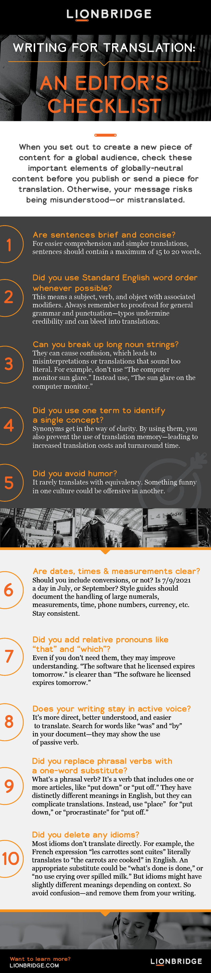Writing For Translation 10 Translation Tips To Boost Content Quality