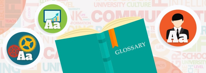 What to include in your terminology glossary