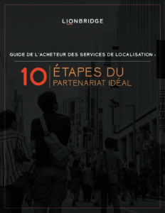 Localization Buyer's Guide